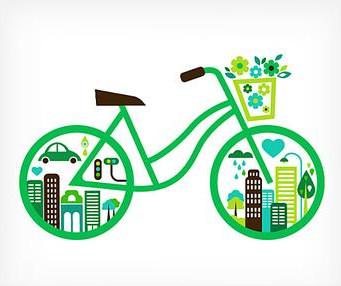 共享单车-绿色出行