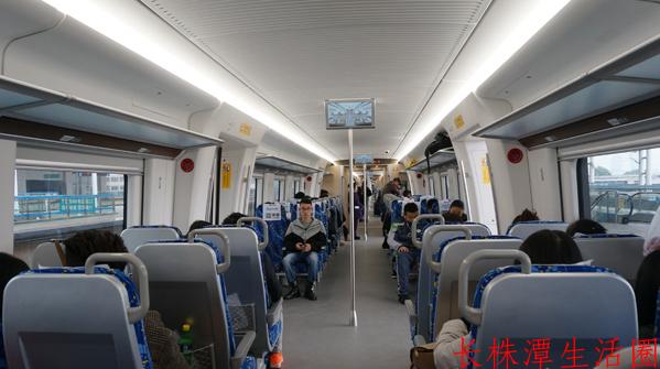 长沙西到株洲南城际铁路时刻表【最新版】