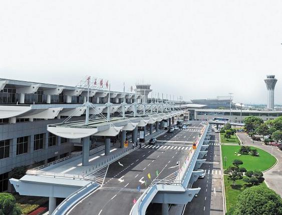 黄花机场T1航站楼