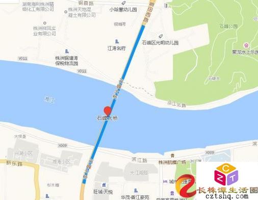 株洲石峰大桥和响田大桥要进行大修啦!【附:附绕行线路】