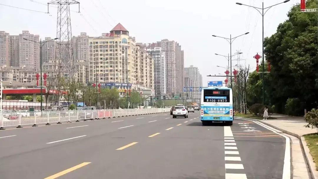长沙市黄兴大道全线通车,看这里